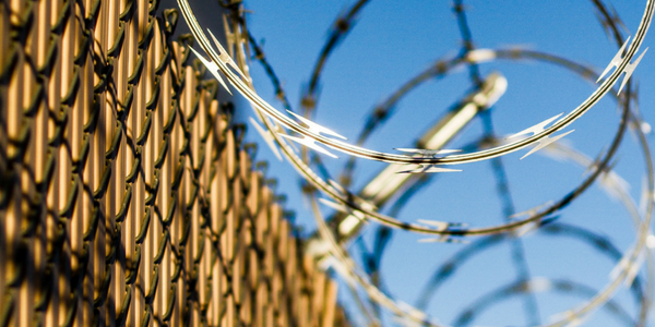 security fixings - prison