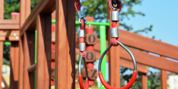 security fixings - playground